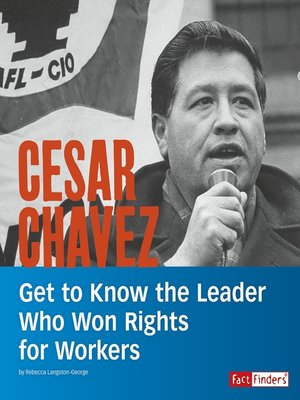 cover image of Cesar Chavez