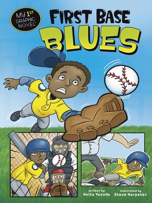 cover image of First Base Blues