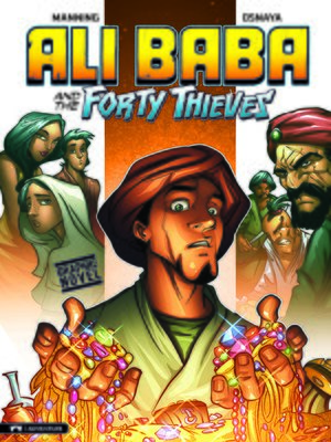 cover image of Ali Baba and the Forty Thieves