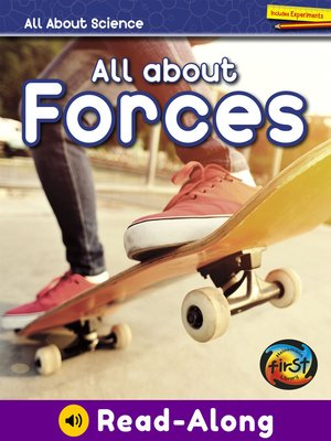cover image of All About Forces