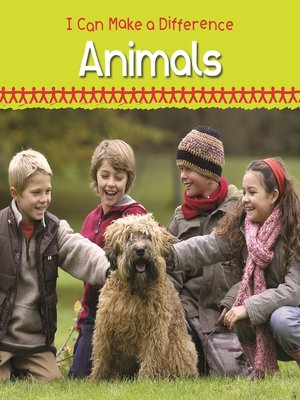 cover image of Helping Animals