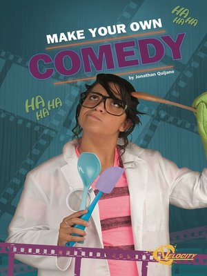 cover image of Make Your Own Comedy
