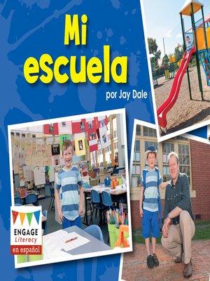 cover image of Mi escuela