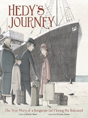 cover image of Hedy's Journey
