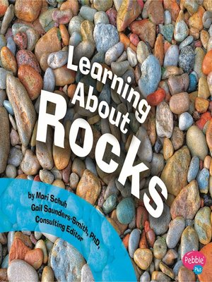 cover image of Learning about Rocks