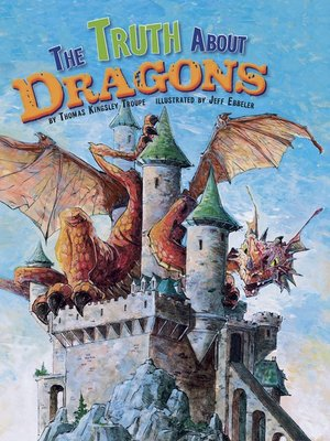 cover image of The Truth About Dragons