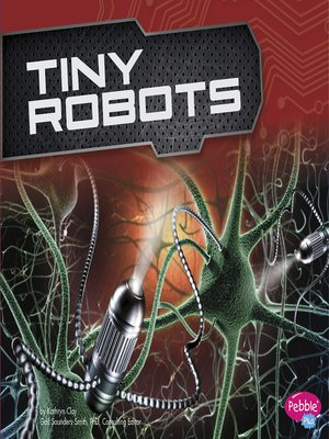 cover image of Tiny Robots