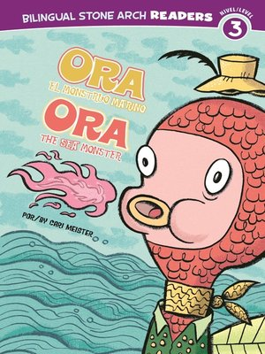 cover image of Ora el Monstruo Marino/Ora the Sea Monster