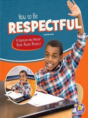 cover image of How to Be Respectful