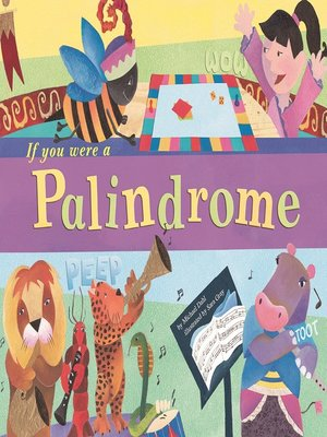cover image of If You Were a Palindrome