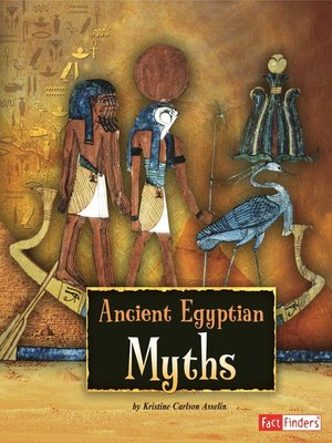 cover image of Ancient Egyptian Myths