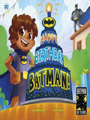 cover image of Happy Birthday, Batman!