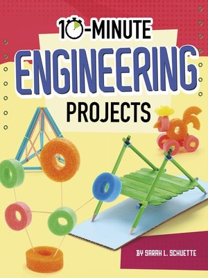 cover image of 10-Minute Engineering Projects