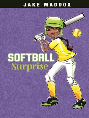 cover image of Softball Surprise