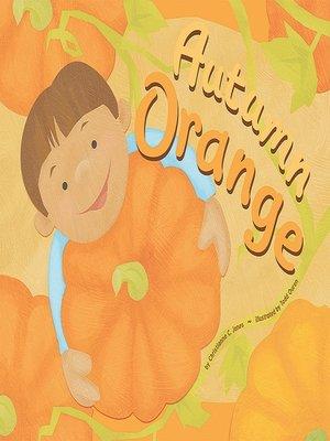 cover image of Autumn Orange