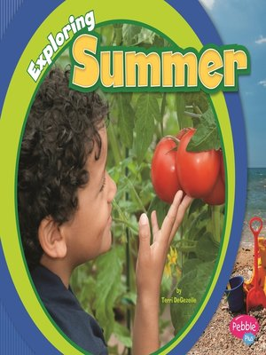 cover image of Exploring Summer