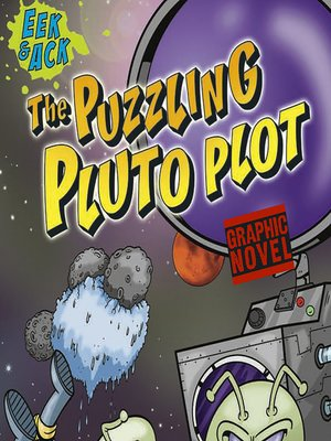 cover image of The Puzzling Pluto Plot