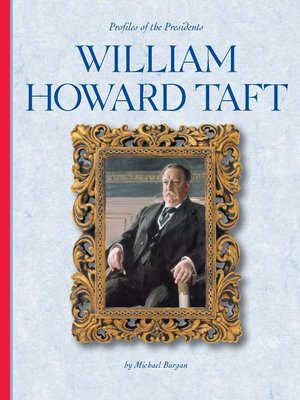 cover image of William Howard Taft