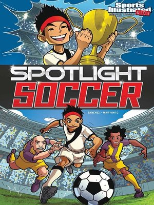 cover image of Spotlight Soccer