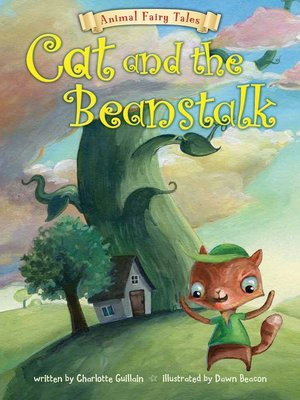 cover image of Cat and the Beanstalk