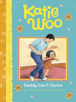 cover image of Daddy Can't Dance