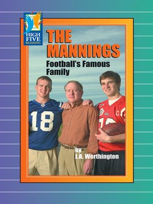 cover image of The Mannings
