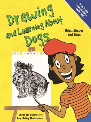 cover image of Drawing and Learning About Dogs