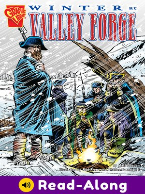 cover image of Winter at Valley Forge