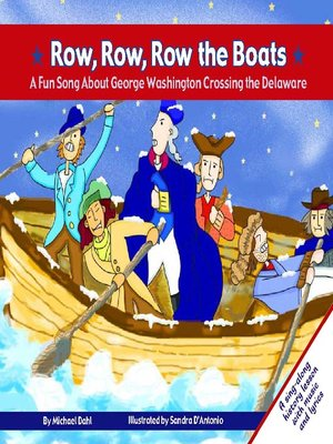 cover image of Row, Row, Row the Boats