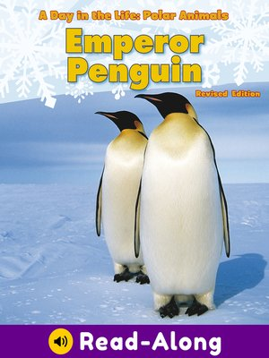 cover image of Emperor Penguin