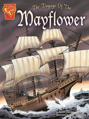cover image of The Voyage of the Mayflower