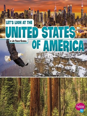 cover image of Let's Look at the United States of America