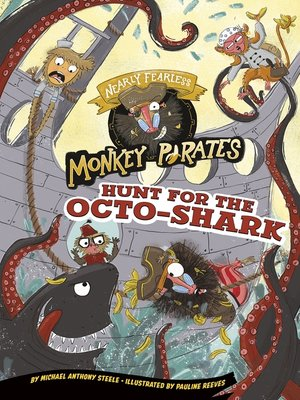 cover image of Hunt for the Octo-Shark