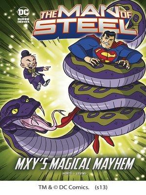 cover image of Superman vs. Mr. Mxyzptlk