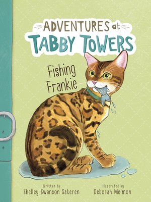 cover image of Fishing Frankie