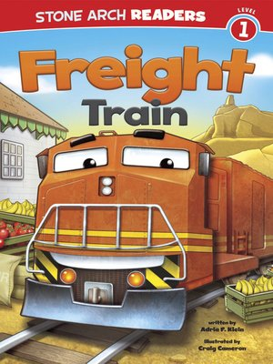 cover image of Freight Train