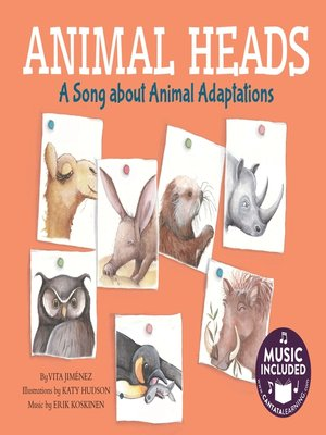 cover image of Animal Heads