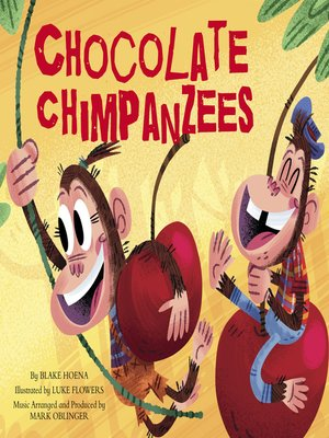 cover image of Chocolate Chimpanzees
