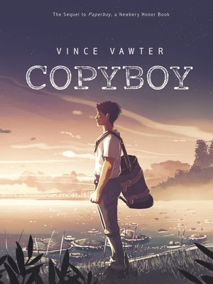 cover image of Copyboy