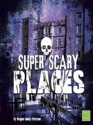cover image of Super Scary Places