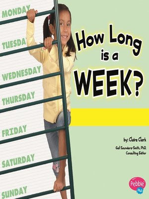 cover image of How Long Is a Week?