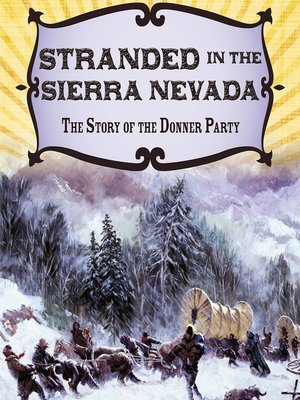 cover image of Stranded in the Sierra Nevada