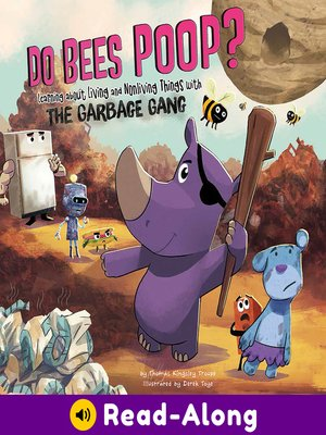 cover image of Do Bees Poop?