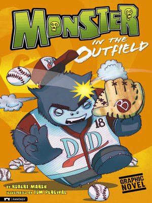 cover image of Monster in the Outfield