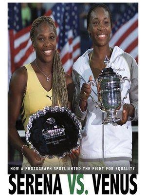 cover image of Serena vs. Venus