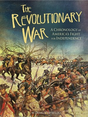 cover image of A Chronology of America's Fight for Independence