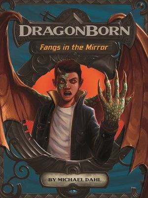 cover image of Fangs in the Mirror