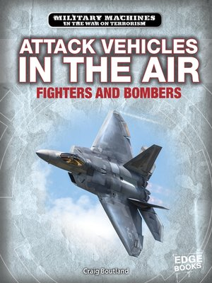 cover image of Attack Vehicles in the Air