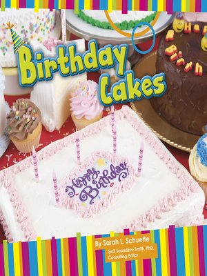 cover image of Birthday Cakes