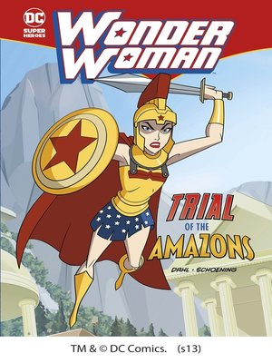 cover image of Trial of the Amazons